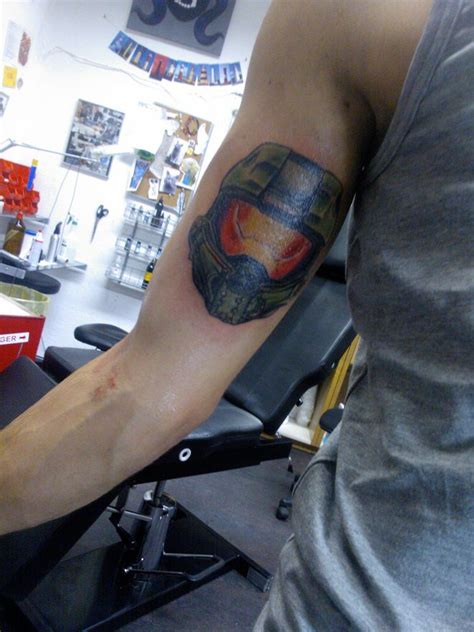 odst tattoo odst helmet www pixshark images galleries