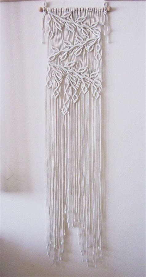 Macrame Wall Hanging Tutorial - 25 best ideas about macrame wall hangings on