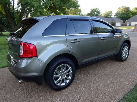 2013 Ford Edge Limited by 2013 Ford Edge Limited