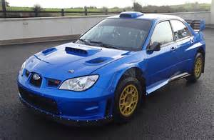 Subaru Impreza Wrk For Sale Subaru Impreza Wrx Sti That Was Driven By Solberg