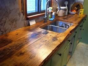 Formidable Tapis Plan De Travail Cuisine #5: plan-de-travail-cuisine-bois-brut.jpg