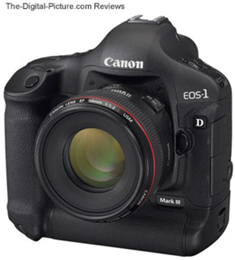 canon eos 1d mark iii review