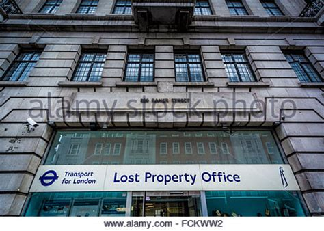 Lost Property Office by Transport For Lost Property Office Baker