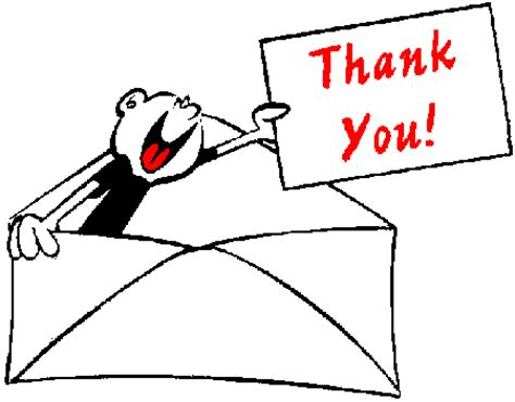 thank you notes the glue factor for building solid