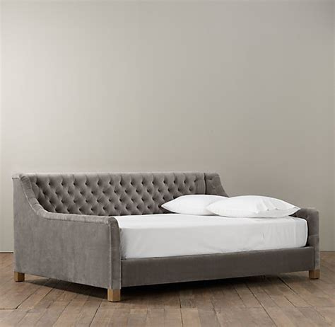 full size day bed restoration hardware full size daybed