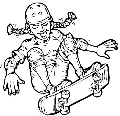 extreme sports coloring pages coloring pages