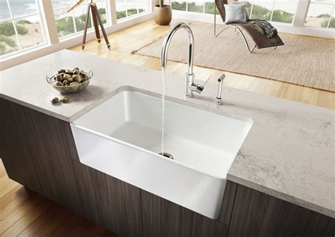designer kitchen sinks how to choose the best kitchen faucet for your new home