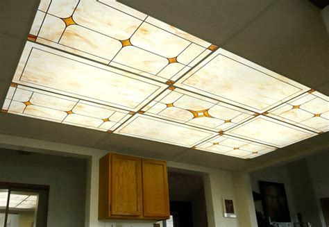Drop Ceiling Fluorescent Light Panels Office And Bedroom Lighting For Drop Ceiling Panels