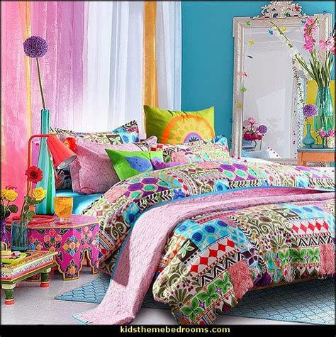 gypsy bedding decorating theme bedrooms maries manor boho style