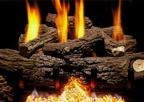 How Does A Gas Log Fireplace Work by How Ventless Gas Fireplaces Work Fireplaces