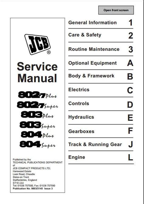 jcb 520 wiring diagram jcb 506c wiring diagram wiring