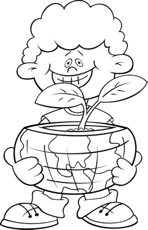imagenes para pintar sobre el medio ambiente el rinc 243 n de la educadora preescolar dibujos medio