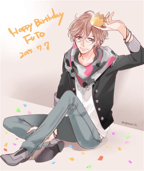 fuuto brothers conflict brothers conflict page 20 of 23 zerochan image board