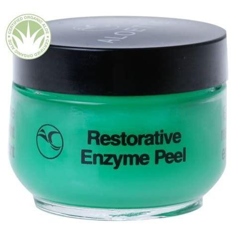 fruit enzyme peel aloette restorative enzyme peel reviews photo