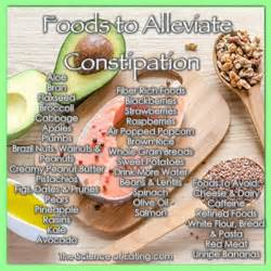 foods that relieve constipation the science of