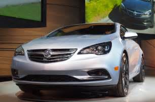 Buick Convertible 2015 2016 Buick Cascada Convertible Revealed At Detroit Auto Show