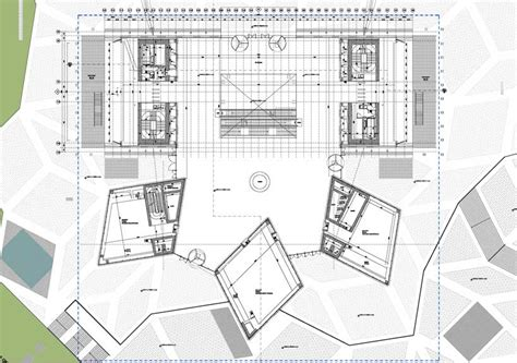 mafs floor plan arata isozaki andrea maffei citylife