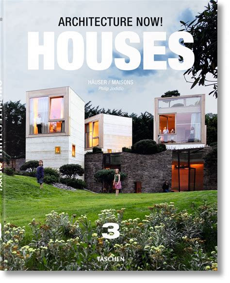 architecture now houses vol 3 taschen books