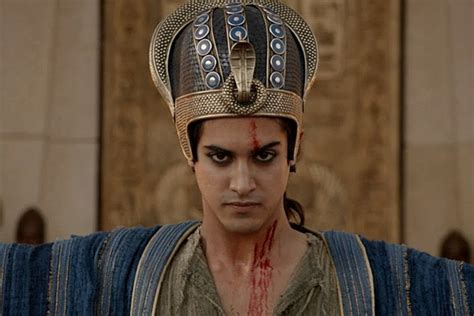 tut review avan jogia makes a fine boy king while ben