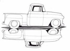 1957 chevy truck by kltcustoms on deviantart