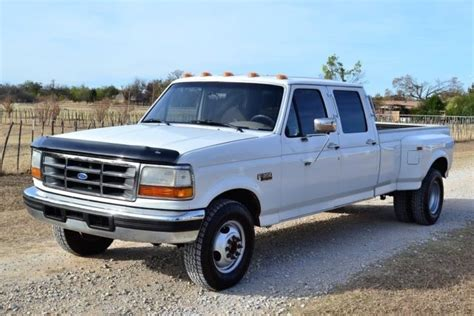 how to fix cars 1993 ford f350 head up display 1993 ford f 350 7 3l turbo diesel crew cab dually perfect carfax f250 pickup for sale in