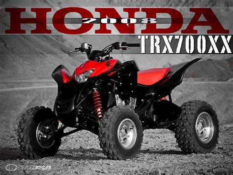 2008 honda trx700 2008 honda trx700xx photos motorcycle usa