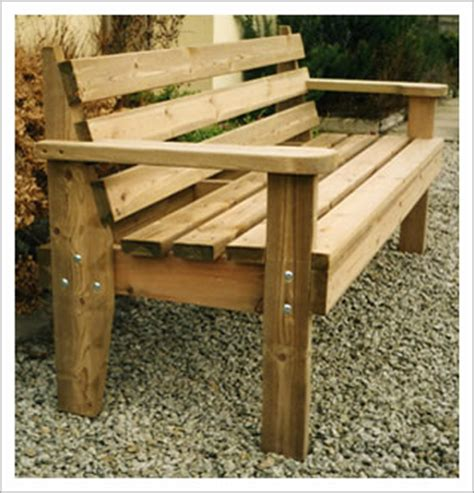 Landscape Timber Bench Free Plans Step By Step Pictures Of Landscaping Timbers