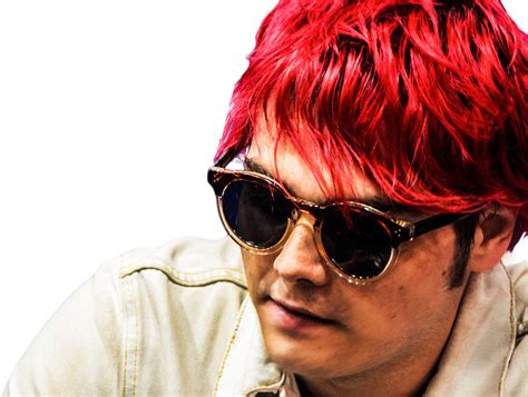 Gerard Way 2 transparent gerard way 2 by transparentbands on deviantart