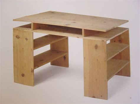 Donald Judd Desk by Prototype Desk 1978 By Donald Judd
