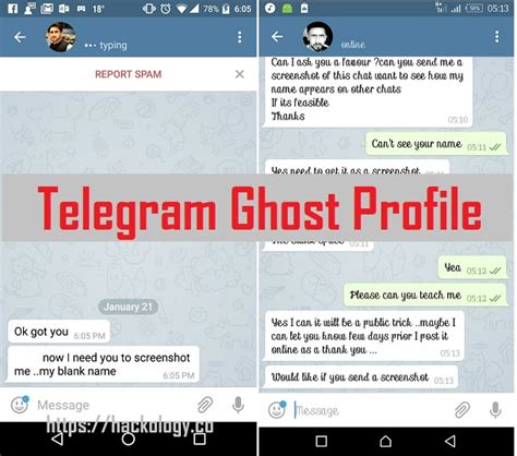 video tutorial hack telegram tutorial how to make a ghost telegram profile
