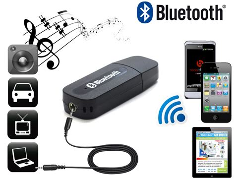 Usb Bluetooth Audio Receiver Usb Bluetooth Audio Receiver At Ubtrcvr Adapters Tablet Phone Accessories Usb Powered