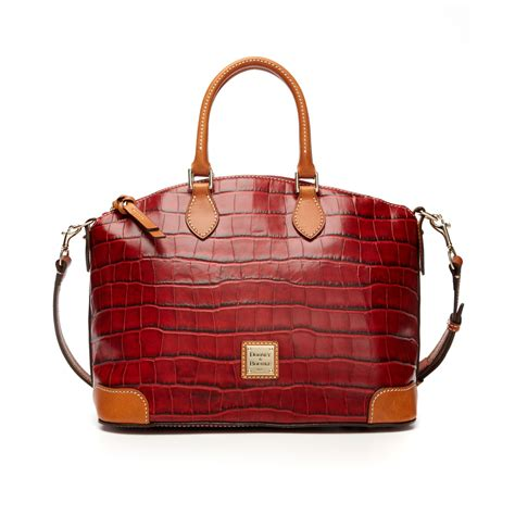 Croco Bag by Dooney Bourke Croco Satchel In Lyst