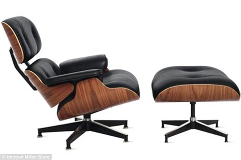 Eames Recliner Chair by Designer Creates Nike Sneaker Inspired By Eames Lounge