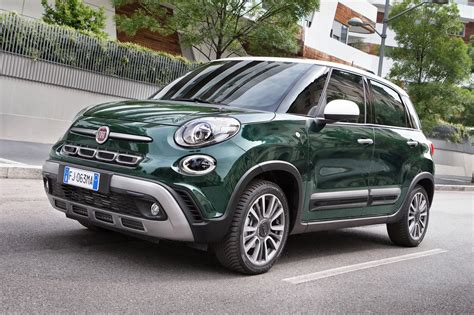 new and new fiat 500l fatter fiat 500 sibling gets nip tuck by