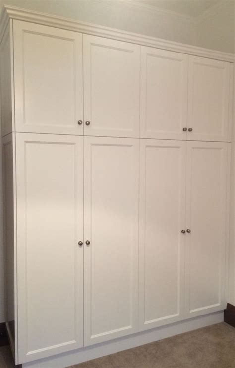 Wardrobe Doors Shaker Style by Bedroom Wardrobe Doors And Panels Castle Shaker Style 2