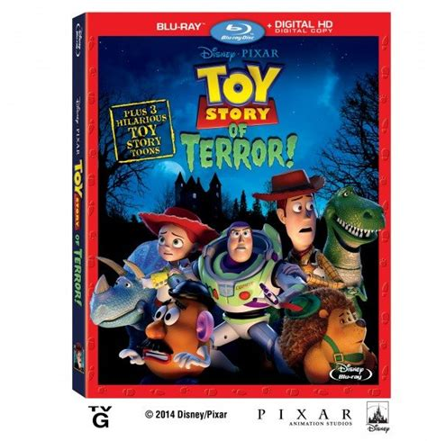 Toy Story Giveaways - win a toy story of terror blu ray dvd giveaway