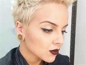 trending pixie haircut ideas   short hairstyles 2016