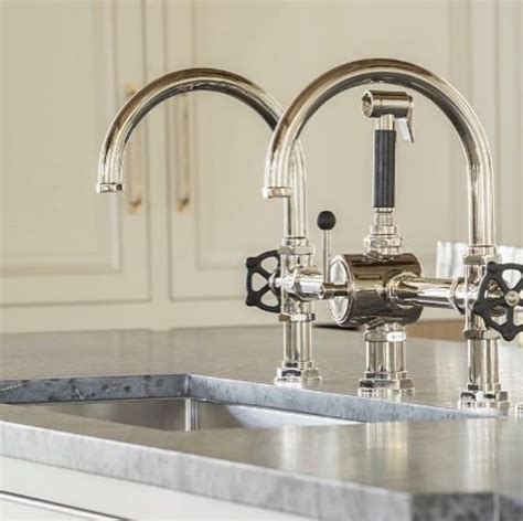waterworks kitchen faucets waterworks kitchen faucets henry one gooseneck kitchen