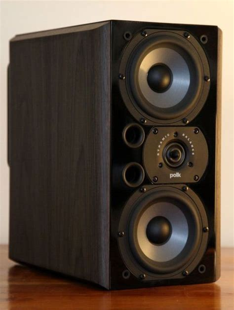 polk audio lsi9 bookshelf speaker speakers