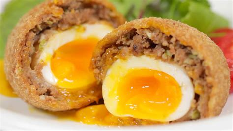 egg recipes scotch eggs recipe japanese inspired cooking with dog