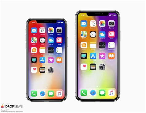 iphone plus iphone x plus release date rumors news and images