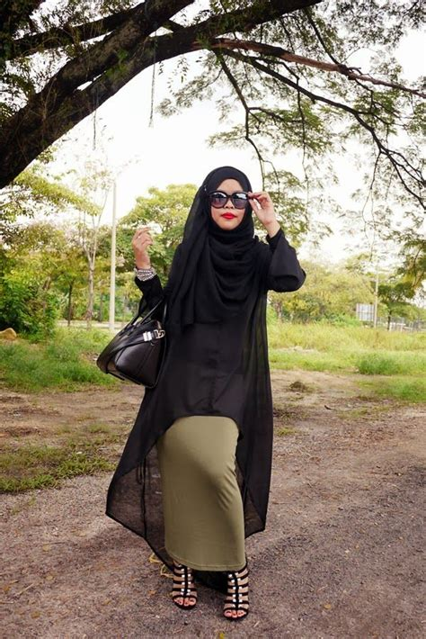darkness my amethyst hijabi fashion