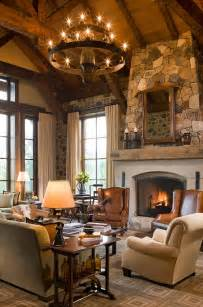 Rustic Livingroom - 25 rustic living room design ideas for your home