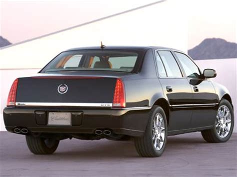 service manual blue book value used cars 2007 cadillac dts electronic throttle control 2009