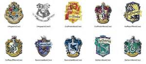 harry potter house harry potter houses logo images