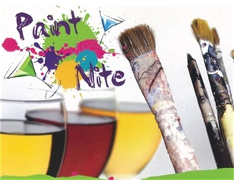 paint nite contact glade creek community newsletter