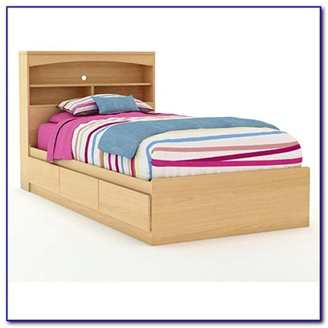 trundle bed with bookcase headboard twin trundle bed with bookcase headboard bookcase