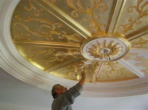 soffitto decorato mariani affreschi portfolio