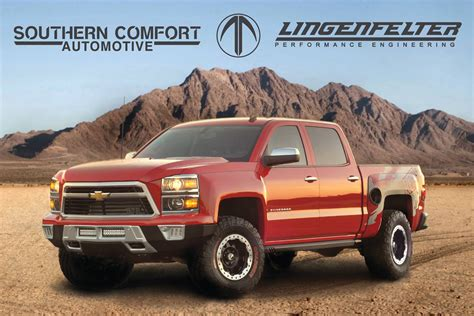 southern comfort chevy have lingenfelter and southern comfort built the raptor