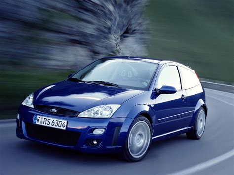 Focus Rs 200 by Ford Focus Rs 200